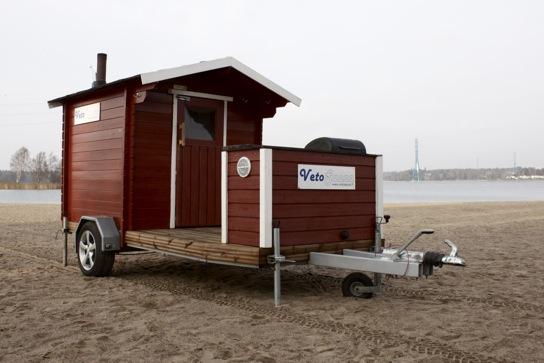Peräkärry Sauna